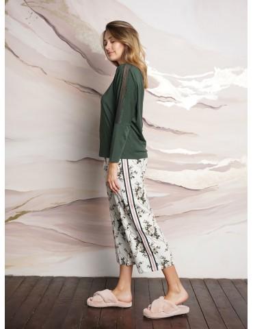 INDEFINI Пижама с брюками TCC0158