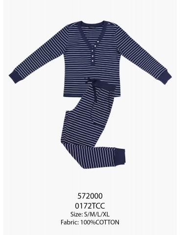INDEFINI Пижама с брюками TCC0172