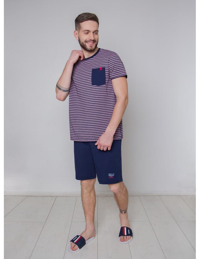 INDEFINI Мужская пижама PBZ0020