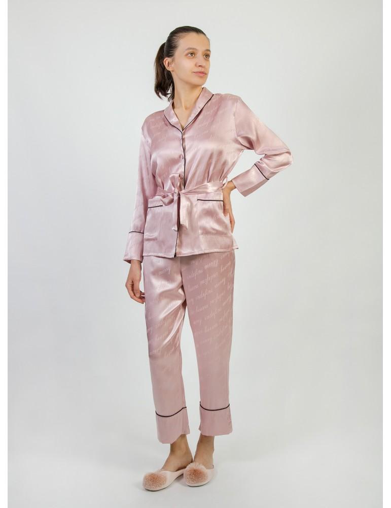 INDEFINI Пижама с брюками TCC1123