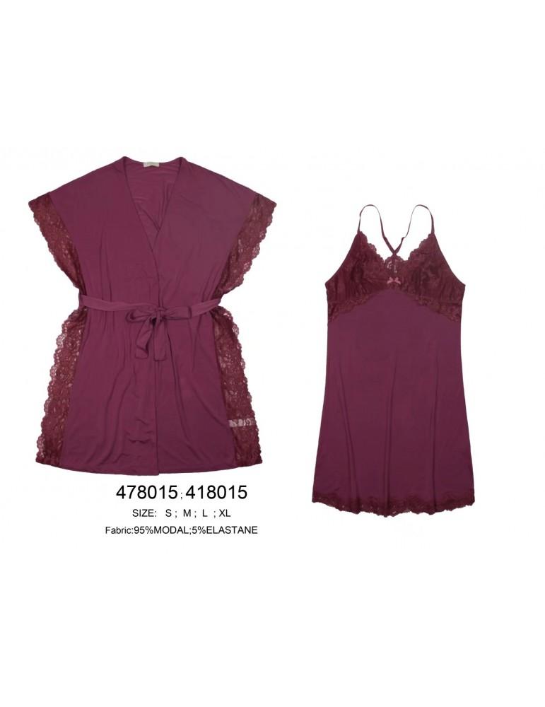 INDEFINI Сорочка и халат  478015