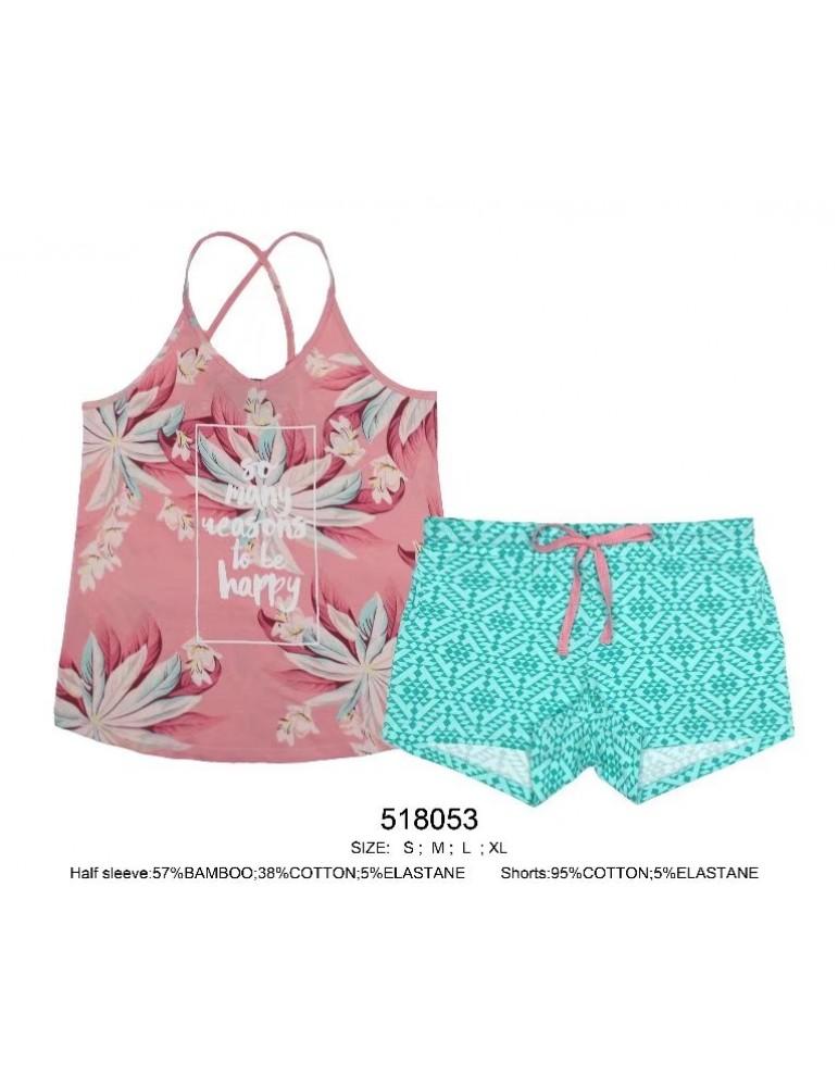 INDEFINI Пижама с шортами 518053