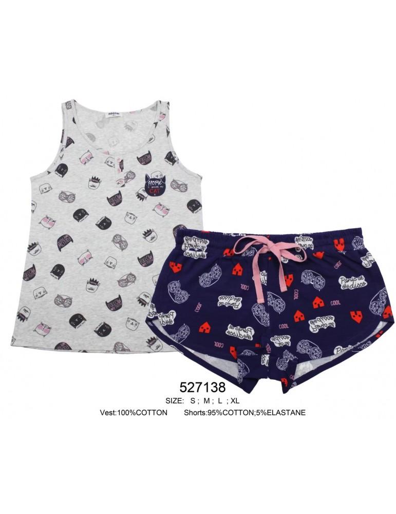 INDEFINI Пижама с шортами 527138