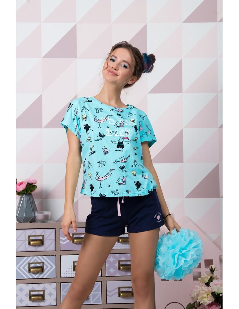 INDEFINI Пижама с шортами TBD8190