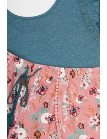 INDEFINI Пижама с шортами TBD9128