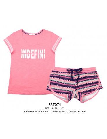 INDEFINI Пижама с шортами 537074