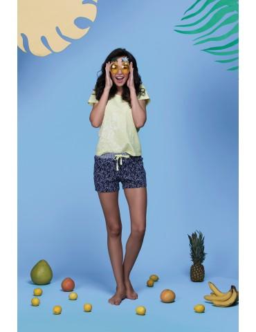 INDEFINI Пижама с шортами 538033