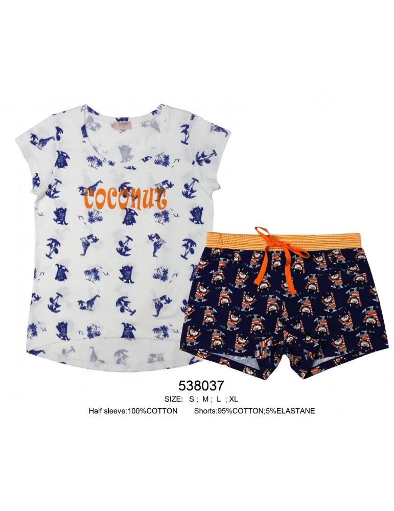 INDEFINI Пижама с шортами 538037