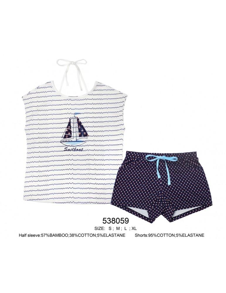 INDEFINI Пижама с шортами 538059
