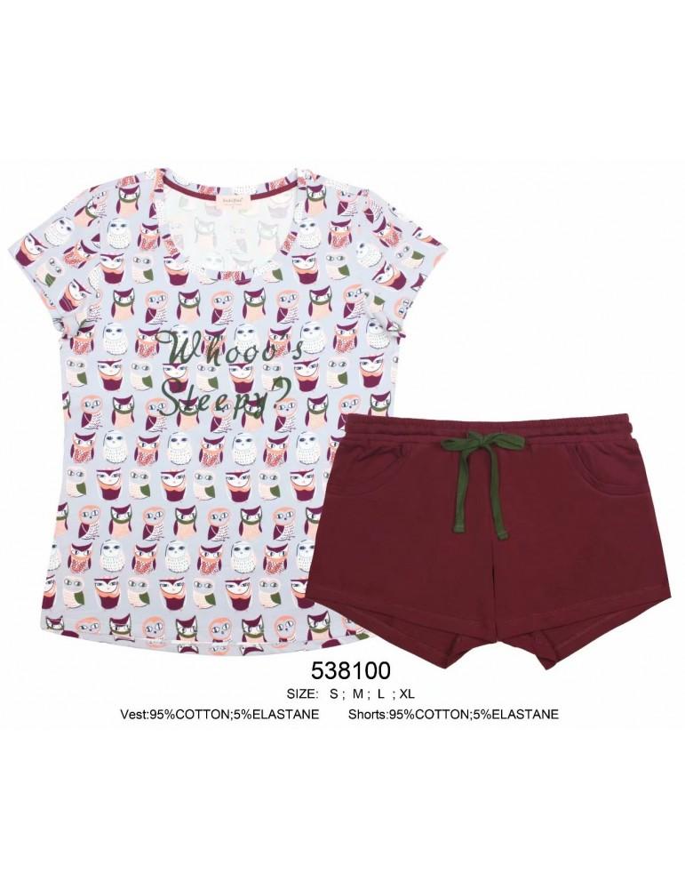 INDEFINI Пижама с шортами 538100
