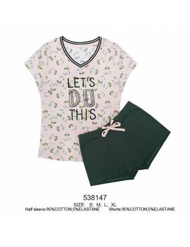 INDEFINI Пижама с шортами 538147