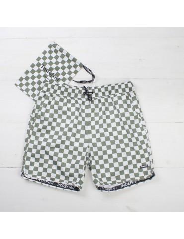 INDEFINI Мужские пляжные шорты YSM9042