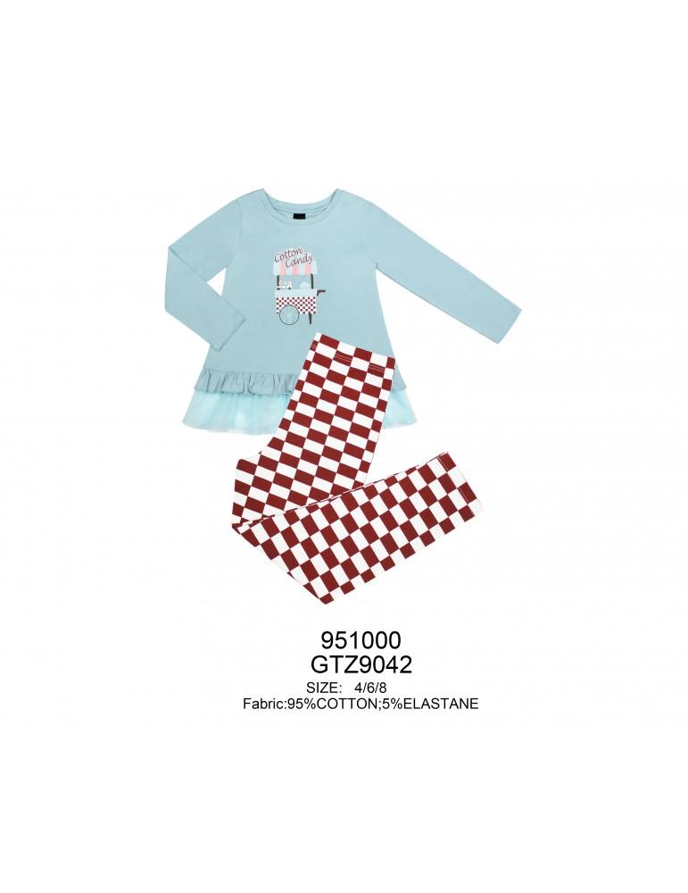 INDEFINI Детская пижама GTZ9042