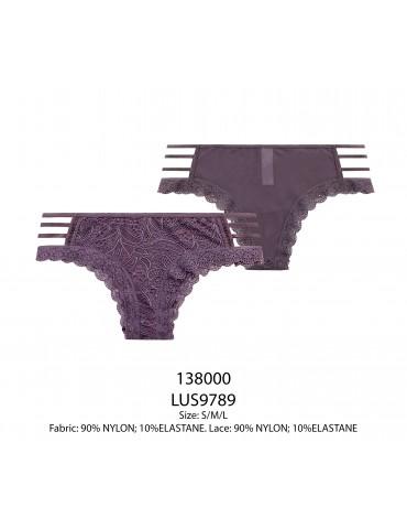 INDEFINI Женские трусы LUS9789