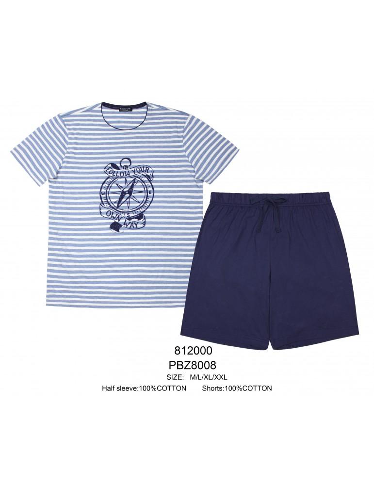 INDEFINI Мужская пижама PBZ8008