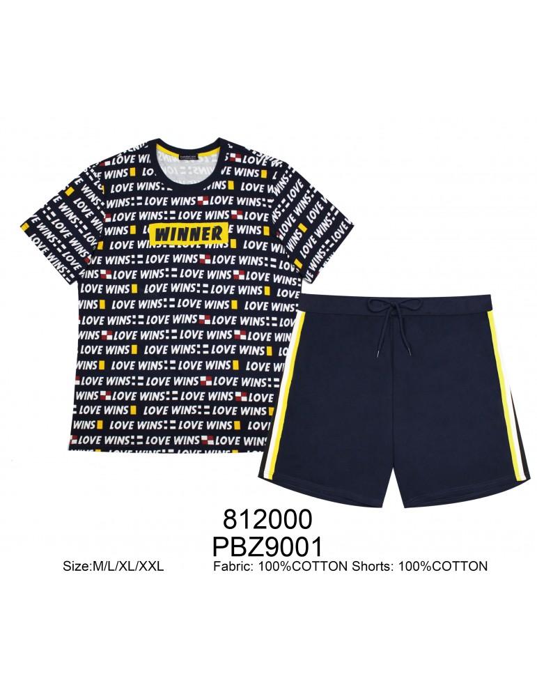 INDEFINI Мужская пижама PBZ9001