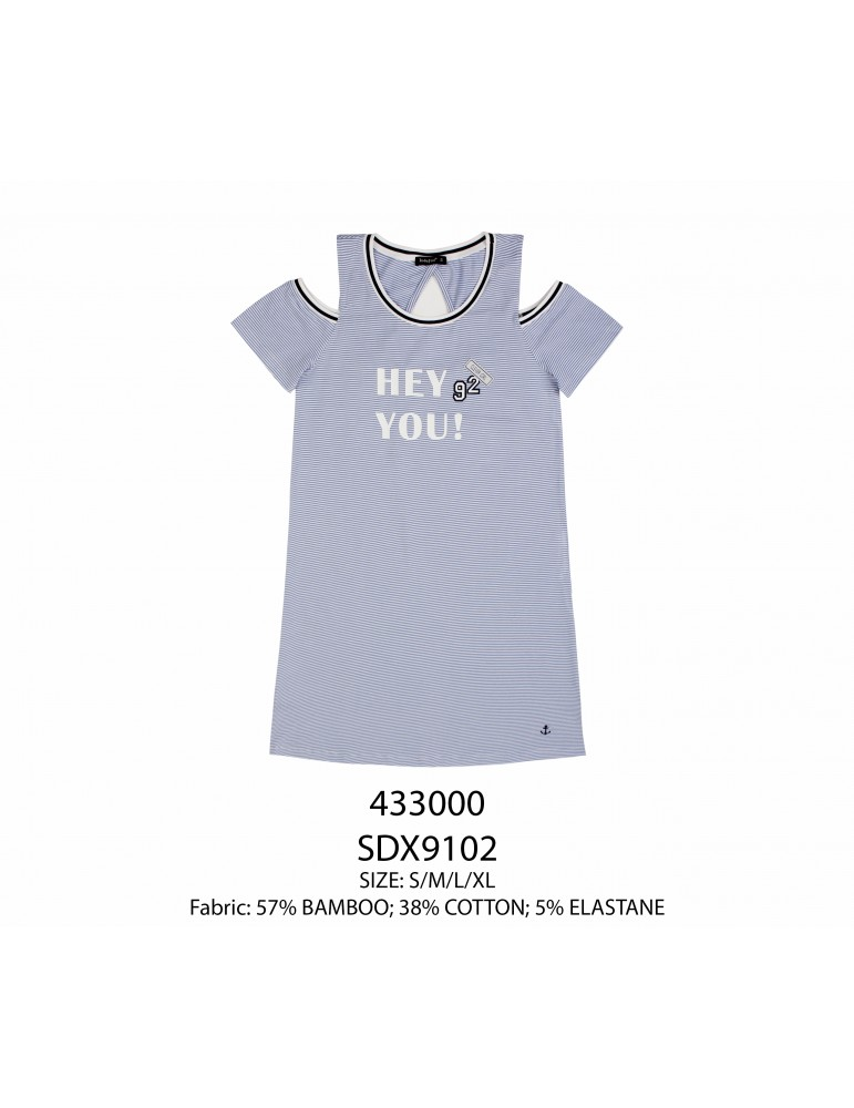 INDEFINI Ночная сорочка SDX9102