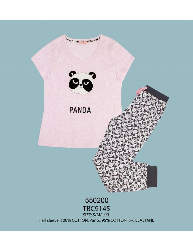 INDEFINI Пижама с брюками TBC9145