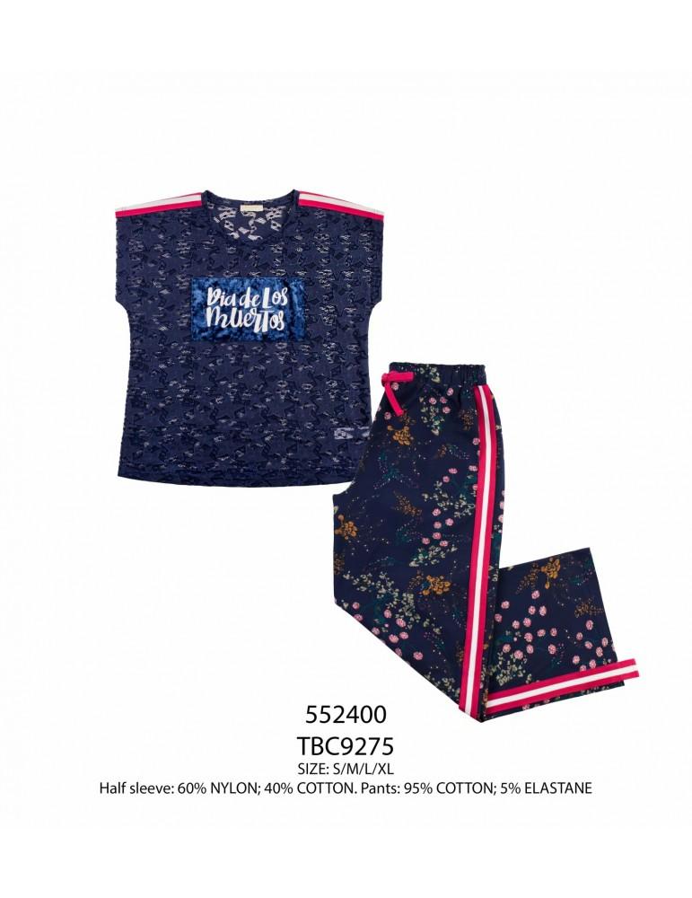 INDEFINI Пижама с брюками TBC9275