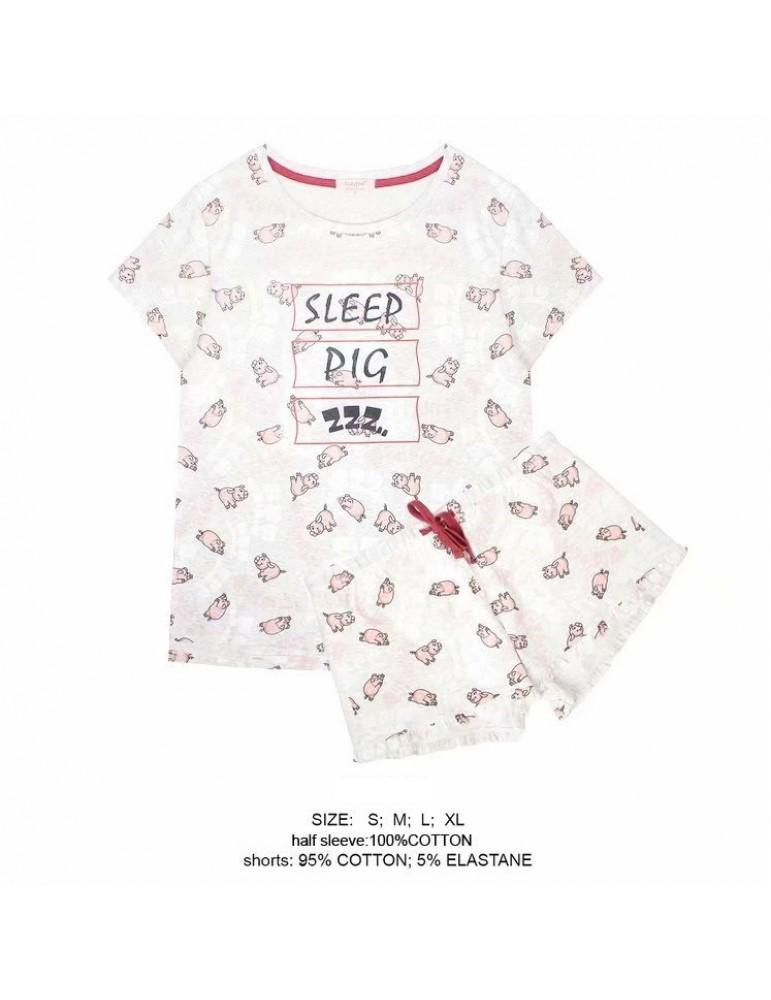 INDEFINI Пижама с шортами TBD8161