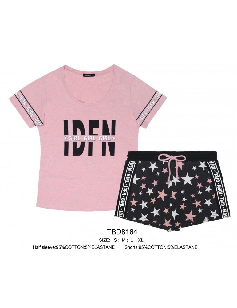 INDEFINI Пижама с шортами TBD8164
