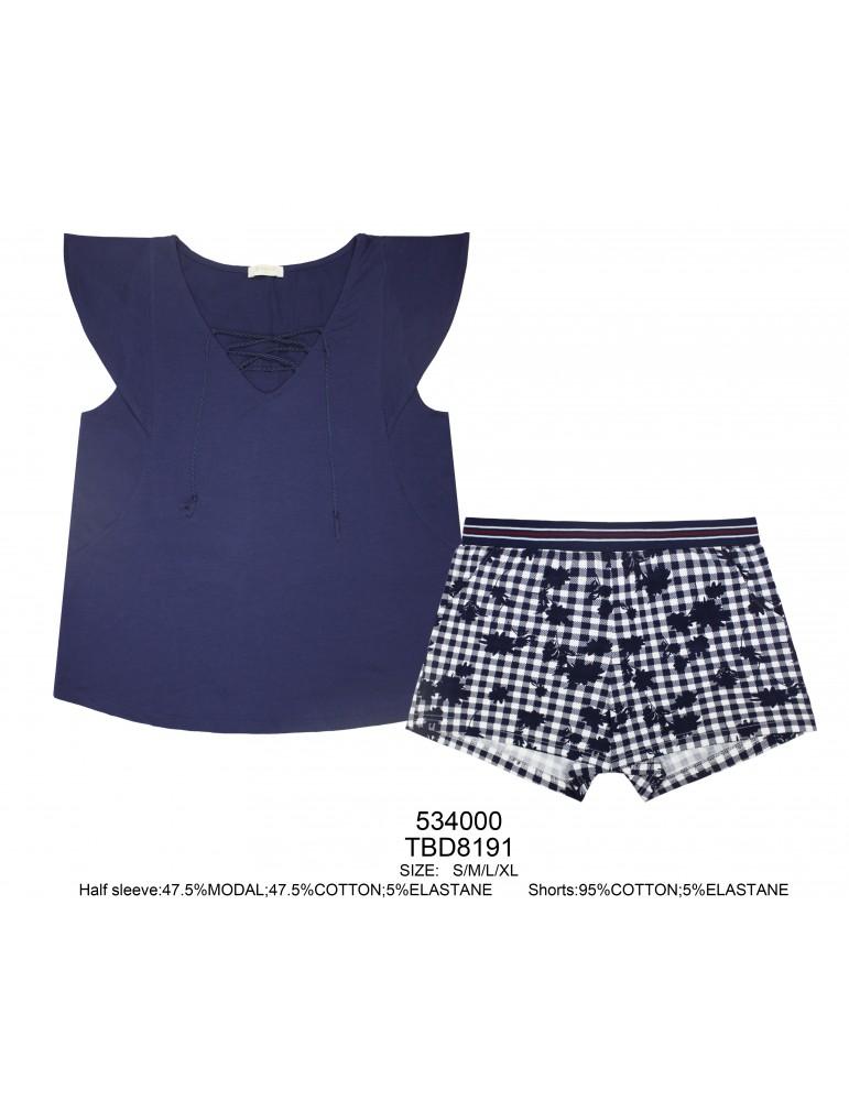 INDEFINI Пижама с шортами TBD8191