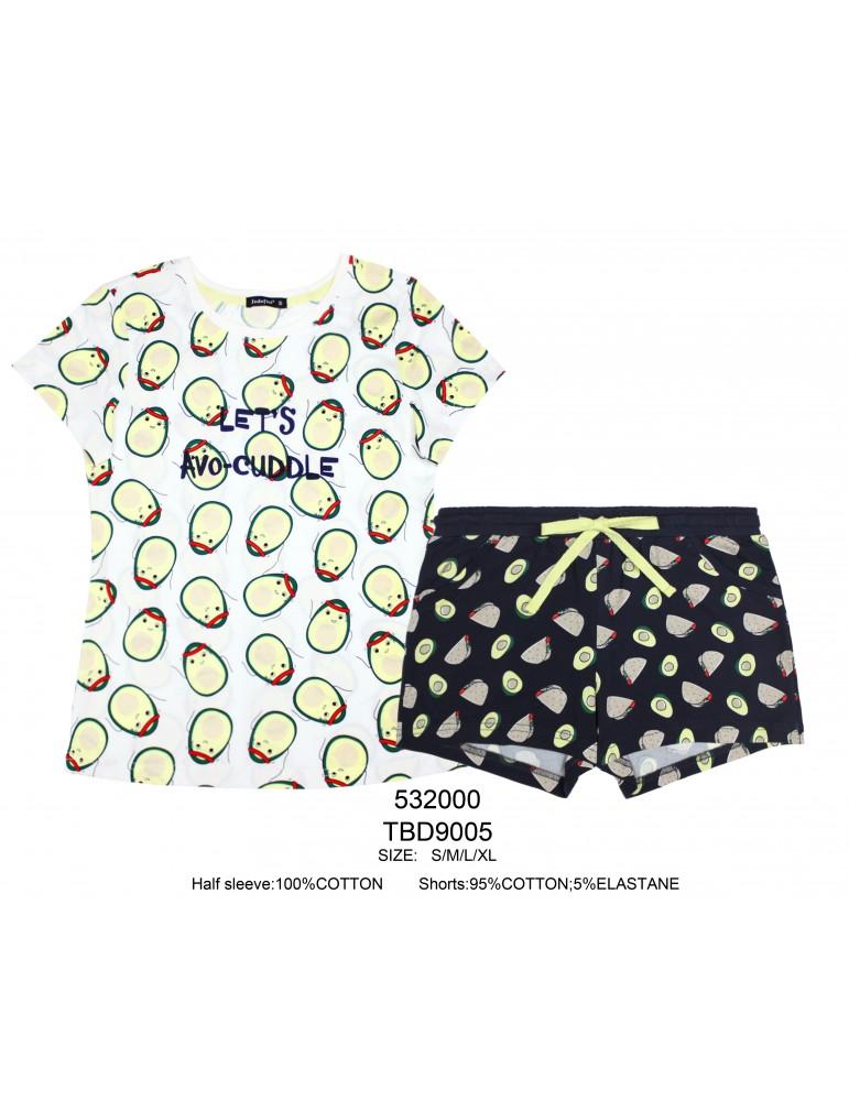 INDEFINI Пижама с шортами TBD9005
