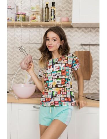 INDEFINI Пижама с шортами TBD9028