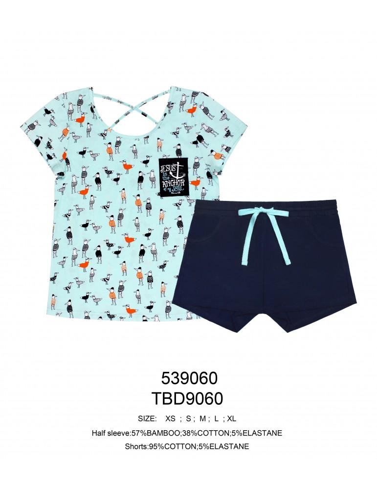 INDEFINI Пижама с шортами TBD9060