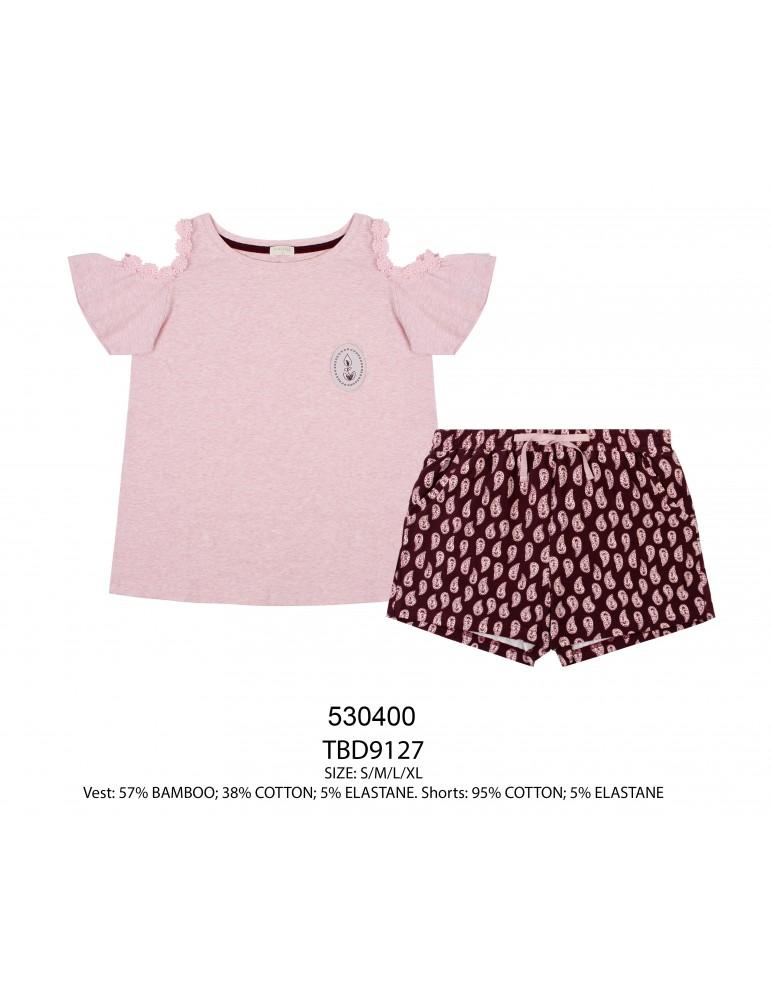 INDEFINI Пижама с шортами TBD9127