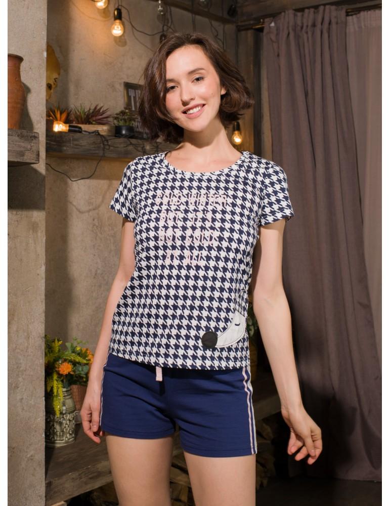 INDEFINI Пижама с шортами TBD9180