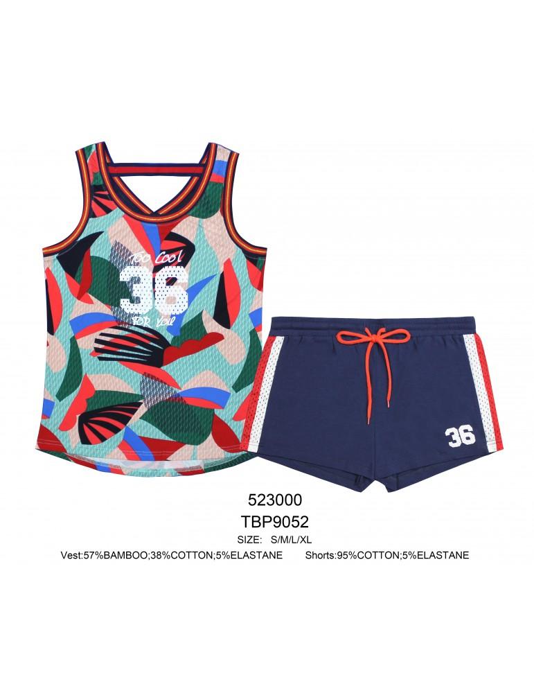 INDEFINI Пижама с шортами TBP9052