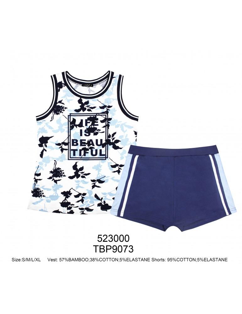 INDEFINI Пижама с шортами TBP9073