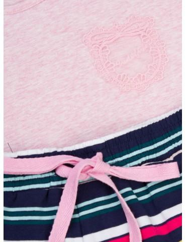 INDEFINI Пижама с шортами TBP9114
