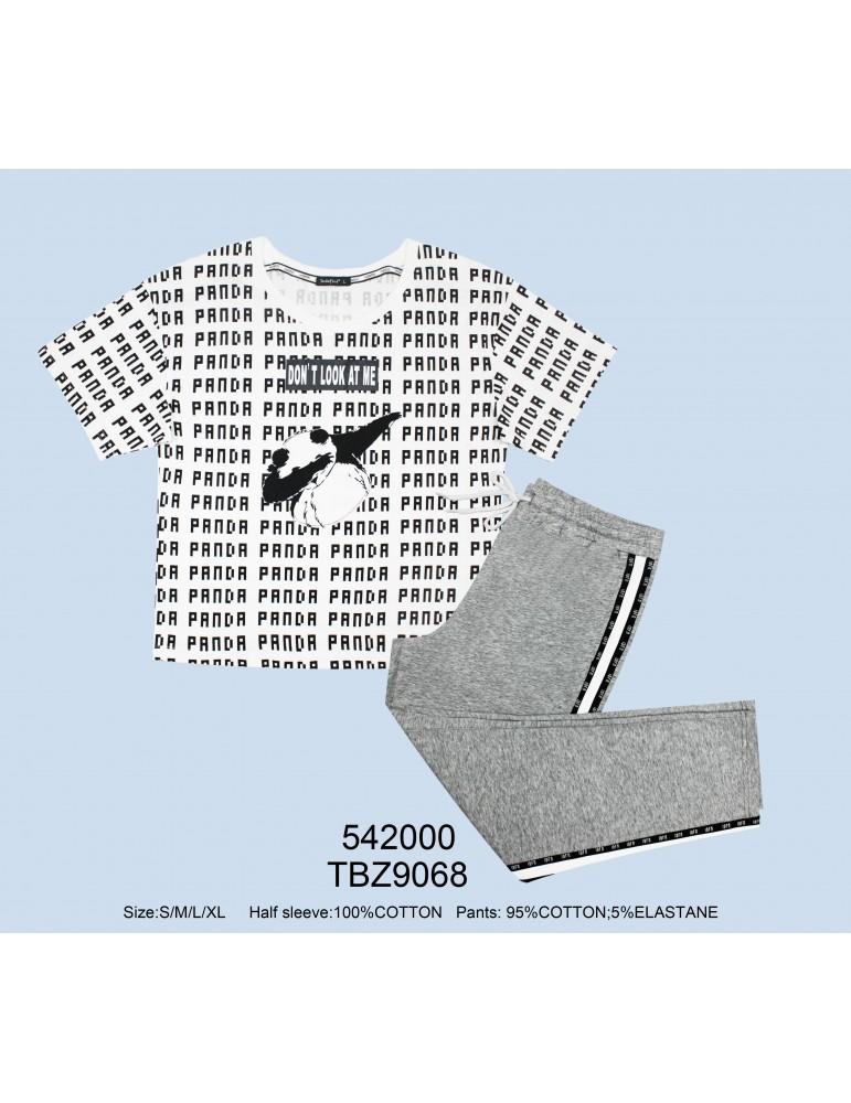 INDEFINI Пижама с бриджами TBZ9068