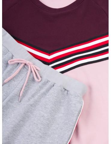 INDEFINI Пижама с брюками TCC9144