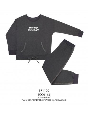 INDEFINI Пижама с брюками TCC9165