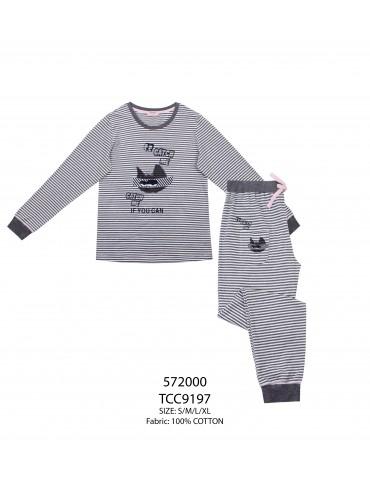 INDEFINI Пижама (футболка) TCC9197