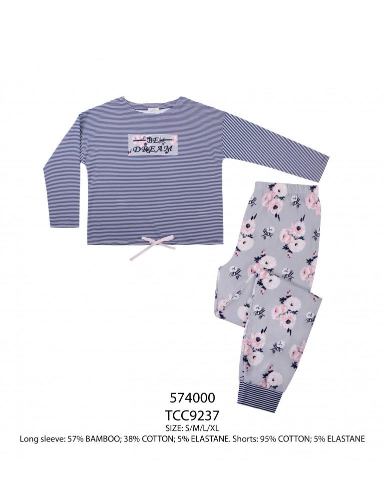 INDEFINI Пижама с брюками TCC9237