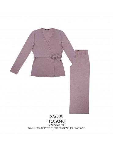 INDEFINI Пижама с брюками TCC9240