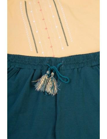 INDEFINI Пижама с шортами TDP9113