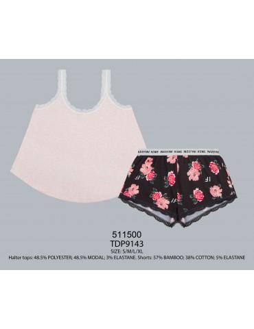 INDEFINI Пижама с шортами TDP9143