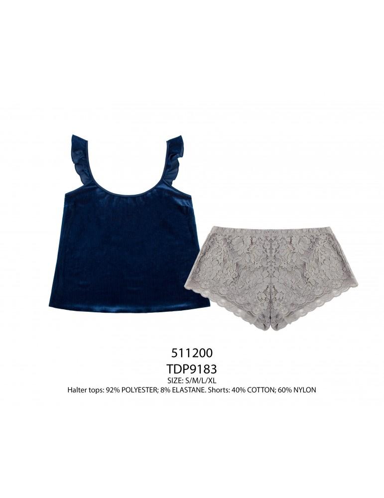 INDEFINI Пижама с шортами TDP9183
