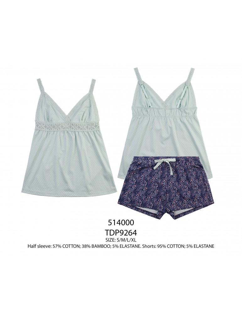 INDEFINI Пижама с шортами TDP9264