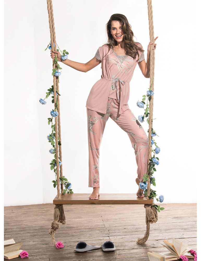 INDEFINI Пижама с брюками TSJ9232