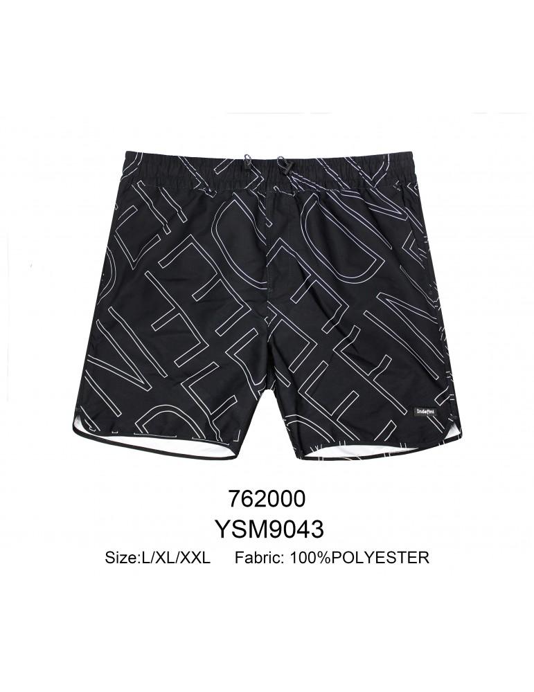INDEFINI Мужские пляжные шорты YSM9043
